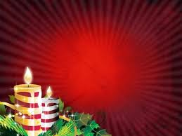 candle christmas motion backgrounds worship media