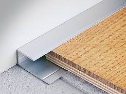 Laminate Floor Trim Terminal Edge Profile For Wooden And Laminate Floors Woodtec Lt By
