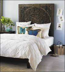Carved Wood Headboard The Importance And Ideas Of King Size Headboard For A Comfortable