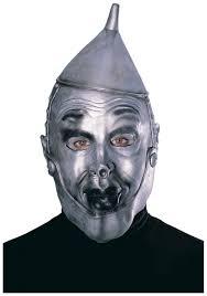 Tin Man Costume The Tin Man In A Mask Galesmind