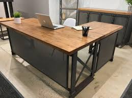 Big Office Desk Best 25 Large Office Desk Ideas On Pinterest File Big