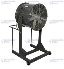 high cfm industrial fans airflo man fan high stand 24 inch 7400 cfm nm24h e 1 t
