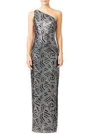 laundry by shelli segal trio gown by laundry by shelli segal for 75 rent the runway