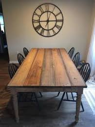 Diy Wood Dining Table Top by 49 Epic Diy Dinning Table Projects For Your Home Diy Projects