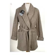 robe de chambre homme courte robe de chambre courte femme des pyrenees beige en stock