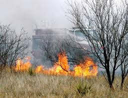 Wildfire Suppression Equipment by Dangers Increase With High Winds Lack Of Moisture