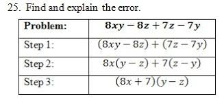 factor by grouping worksheet pdf and answer key 25 scaffolded