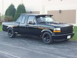 93 Ford Diesel Truck - furo racecraft customers john broadis