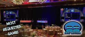 gameshows live larger than life interactive game show event