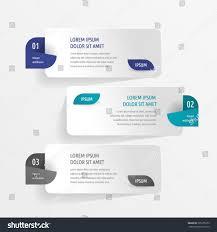 Decorative Sports Flags Set Graphic Elements Infographics Decorative Flags Stock Vector