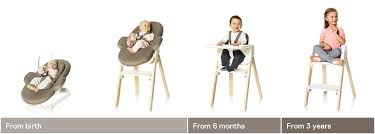 Baby Chair Clips Onto Table Ergonomic Stokke Steps Chair For Babies And Children