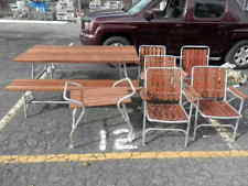 Used Patio Furniture For Sale Los Angeles Used Outdoor Furniture Ebay