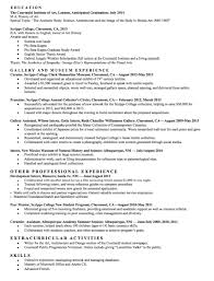 exle of assistant resume sle gallery assistant resume http exleresumecv org