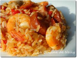 cuisiner des saucisses fum馥s jambalaya aux 2 saucisses et aux crevettes la cuisine de nelly