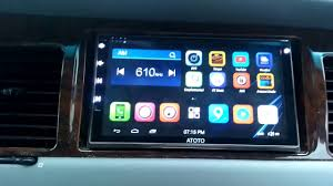 black friday car stereo sales atoto m4 car stereo radio review android car stereo double din