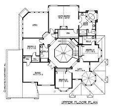 turret house plans craftsman house plans home design cd 4060 9352