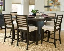 High Dining Room Tables And Chairs Dining Room Sets With Tables Chairs Bar Height Dining Room Table