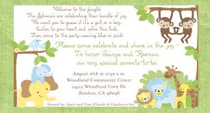 baby shower invitation wording ideas wblqual