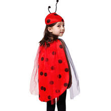 Ladybug Halloween Costume Toddler Cheap Insect Halloween Costumes Aliexpress