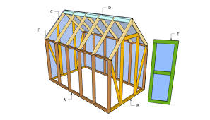 free green house plans tiny house