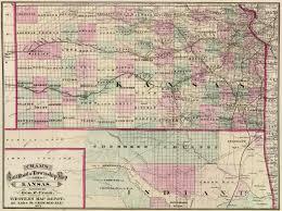 Map Of Ks Atchison Topeka U0026 Santa Fe Railroad