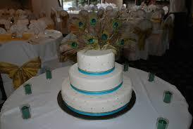 peacock cakes weddingbee