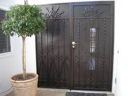ba ramirez iron works gallery ornamental wrought iron doors