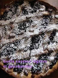 faire une fontaine cuisine la torta linzer lucia saveurs légères et gourmandes