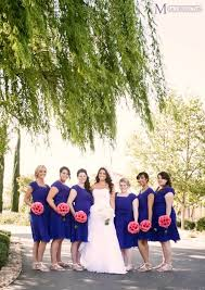wedding wishes from bridesmaid and bridesmaid the willow royal blue coral wedding