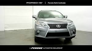 lexus phoenix scottsdale 2013 used lexus rx at mini of tempe az iid 16510024