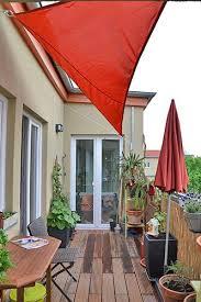 sonnenschutz balkon ohne bohren sonnenschutz für balkon schöner balkon