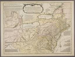 Wmu Map Stevenwarran Research A Map Of The Middle British Colonies In