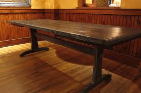 how to make a buffet table how to make a rustic kitchen table x leg table chairs for