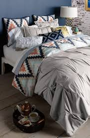 bedroom ideas awesome awesome teal and coral chevron bedding