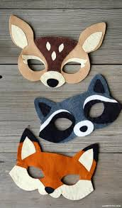 best 20 felt mask ideas on pinterest owl mask animal masks and