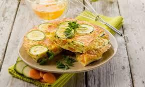 ricette con fiori di zucchina al forno frittata ai fiori di zucca al forno light e veloce leitv