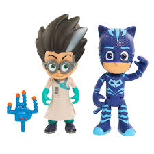 pj masks figure pack catboy romeo play toys