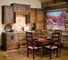 Reclaimed Wood Kitchen Cabinets 599 Best Western Decor Images On Pinterest Home Architecture