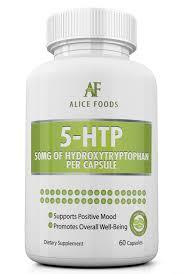 5 Htp Before Bed by 5 Htp U2013 50 Mg Of Hydroxytryptophan 60 Day Supply U2013 Alice Foods