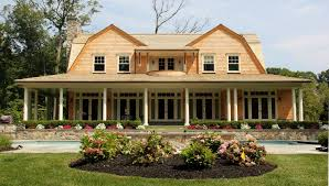 gambrel homes rockland county shingle style david neff architect