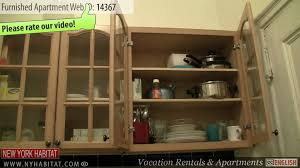 york city video tour a furnished studio apartment on 52nd
