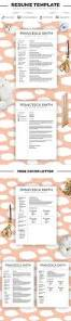 fashion resume templates free resume template resume builder cv template cover letter ms