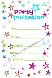 free printable party invitations online cimvitation