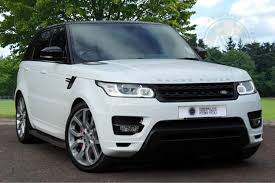 land ro used 2018 land rover range rover sport for sale in cardiff