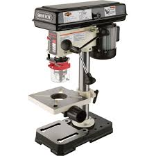 Fine Woodworking Benchtop Drill Press Review by Metal Working Drill Presses Metal Fabrication Northern Tool