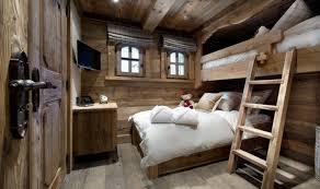 chambre chalet montagne interieur chalet bois montagne en massif chambre coucher plans