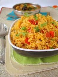 cuisine indienne riz riz à la tomate et aux épices indiennes recettes de cuisine indienne