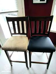 How To Upholster A Dining Chair Reupholster Chair Cushion Foam Reupholster Office Chair