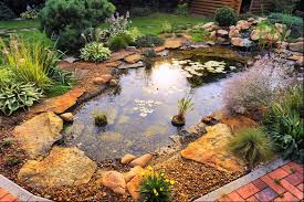 Backyard Pond Landscaping Ideas 35 Backyard Pond Images Great Landscaping Ideas