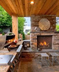 backyard kitchens backyard kitchen and tap forest park large size of kitchen outside
